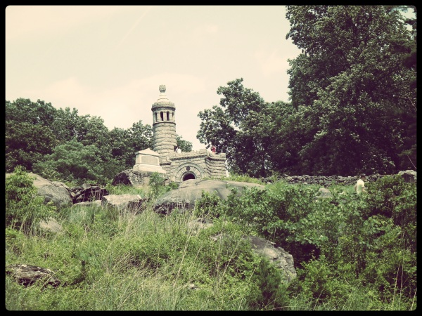 Top of the Battle of Little Round Top