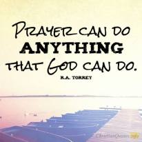 Anything God Can Do