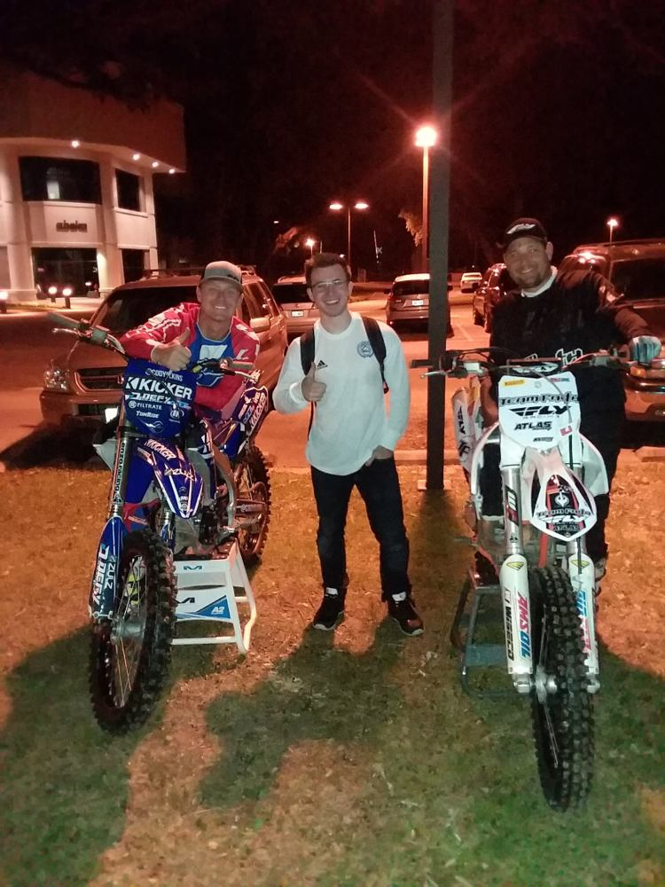 Team Faith Motocross